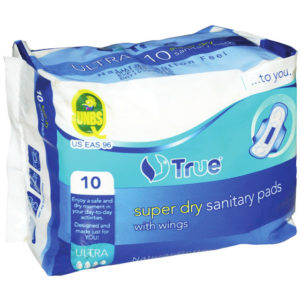 True Sanitary-Carton