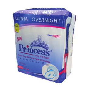 Princess Ultra Overnight-Carton